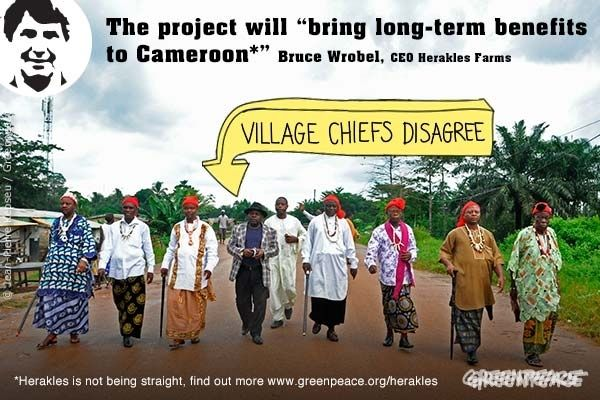 Herakles Cameroon palm oil project starts to run off the rails