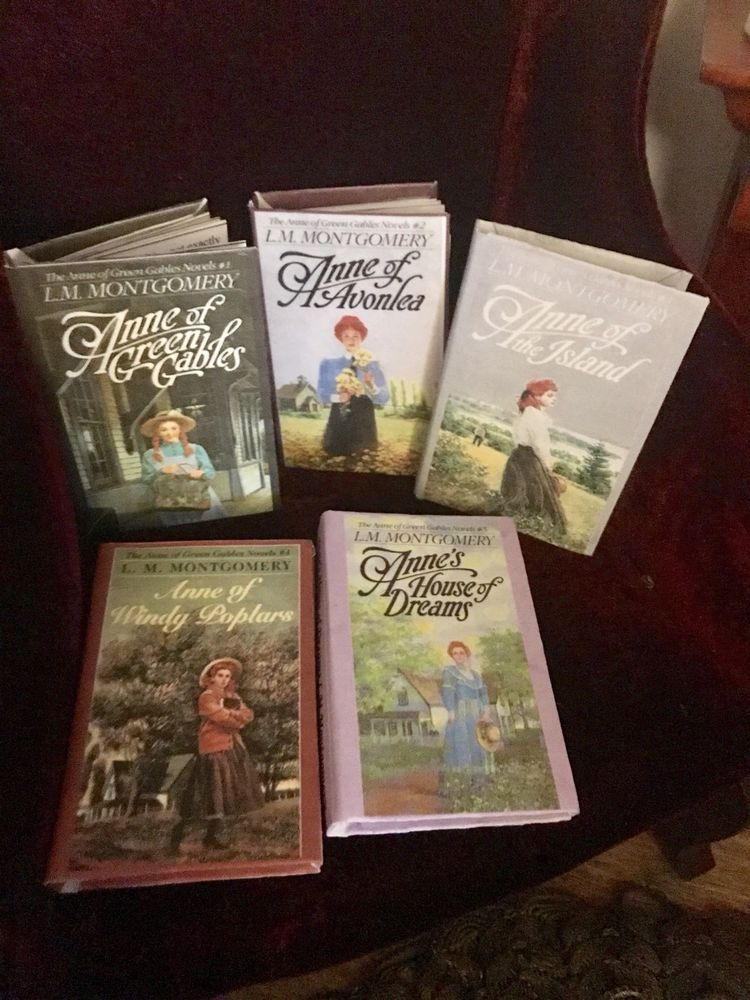 Doll Sized Mini Book Anne of Green Gables for American Girl Samantha