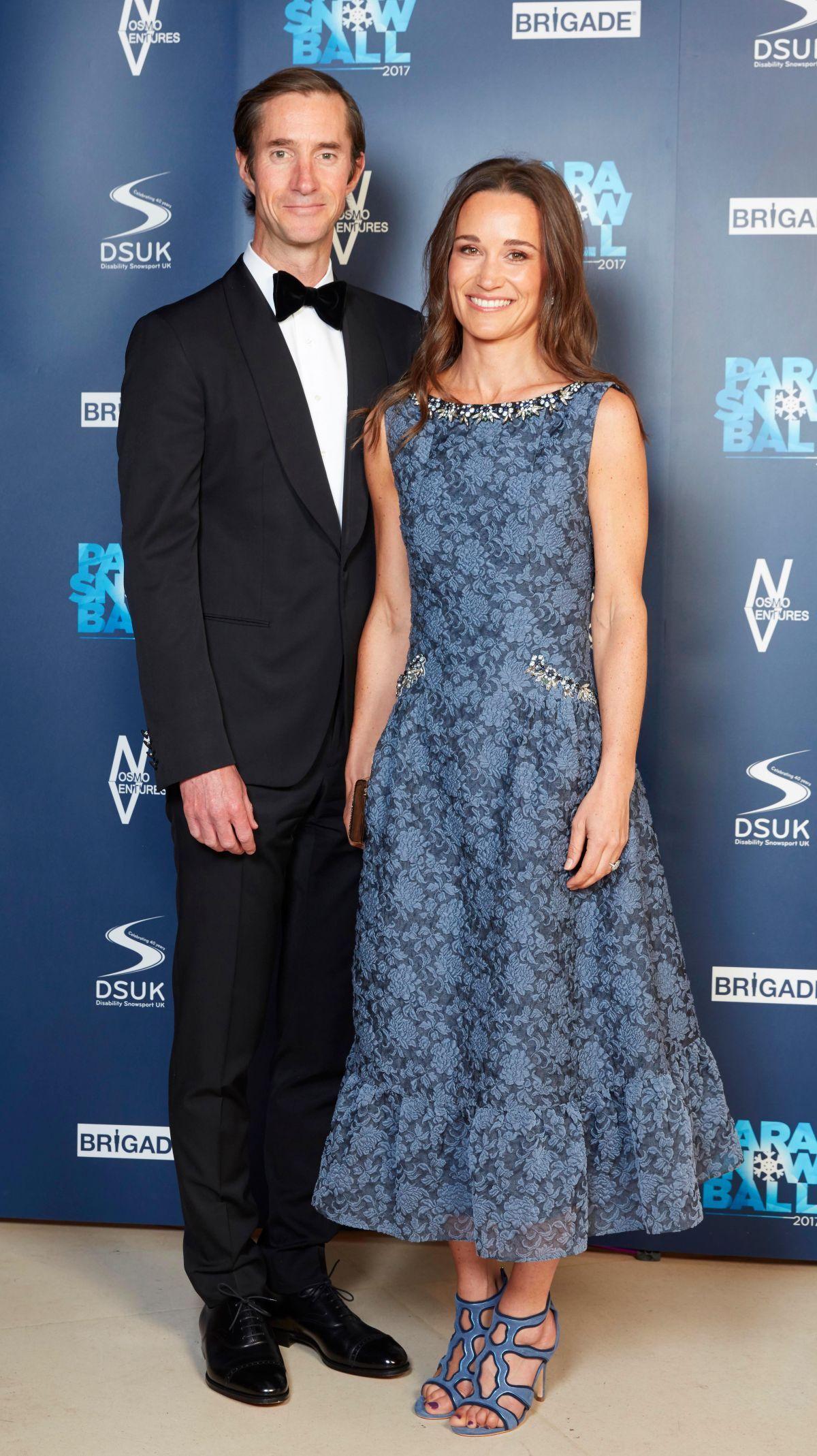 Pippa Middleton.. Erdem Heta organza-cloqué dress.. | Pippa ...