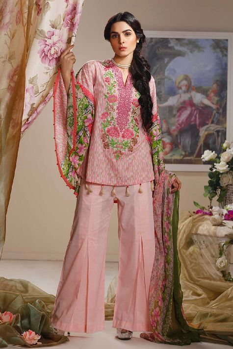 Dress summer 2018 pakistan school