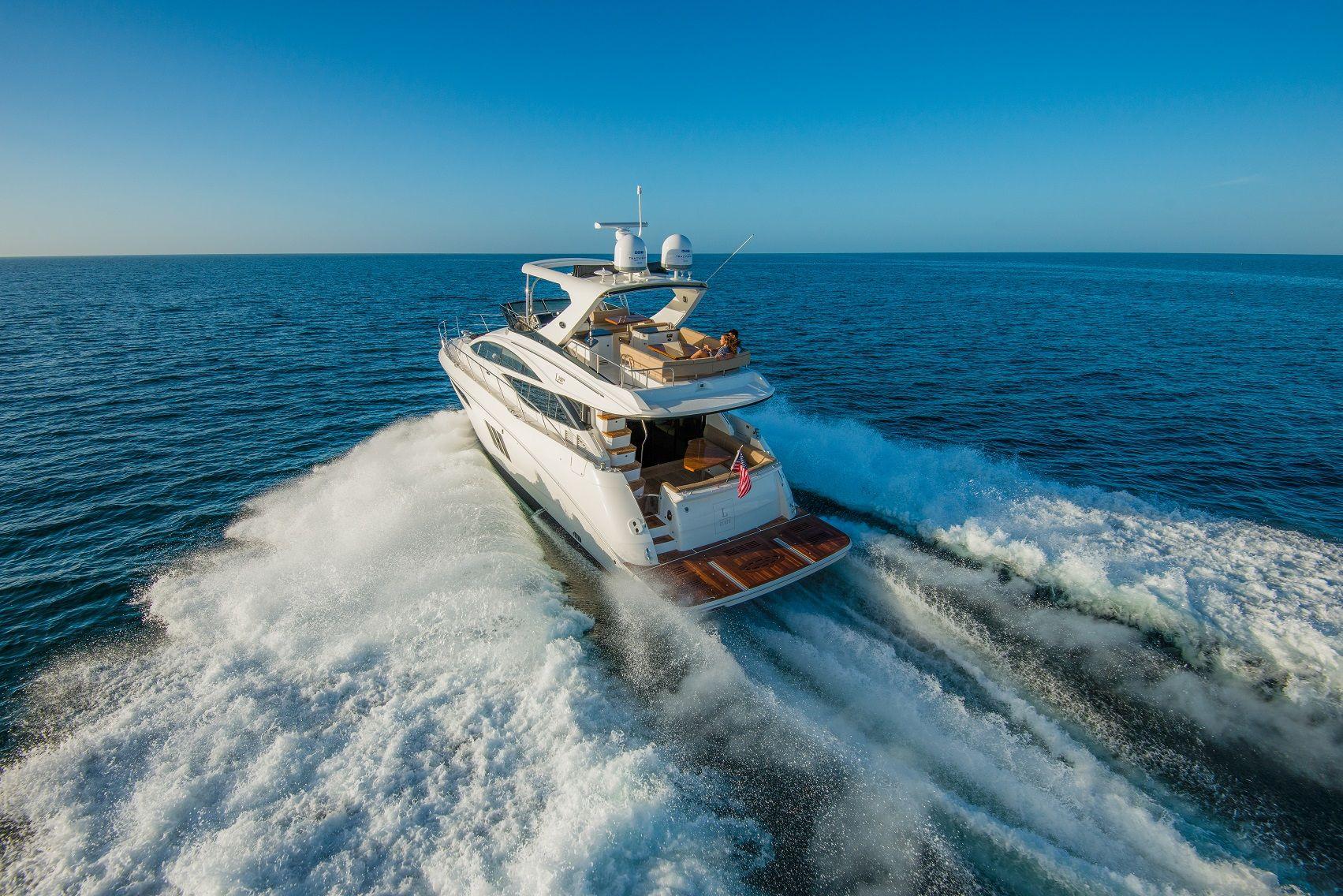 2016 Sea Ray L590 Fly Annapolis Area - Shady Side Yacht ...
