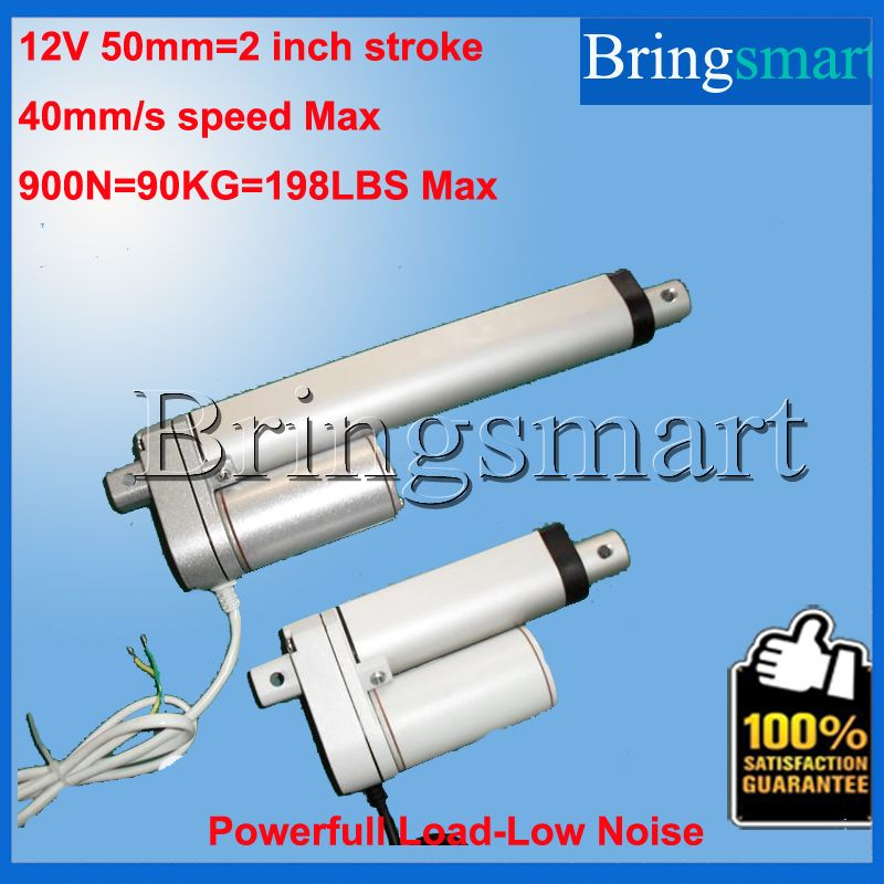 Wholesale 2 Inch Linear Actuator 24V Motor 5-40mm/S Electric Motor