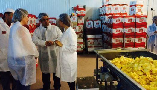 Dos tercios de los directivos de compañías agroalimentarias de Andalucía ve clave salir el crecimiento en mercados exteriores
