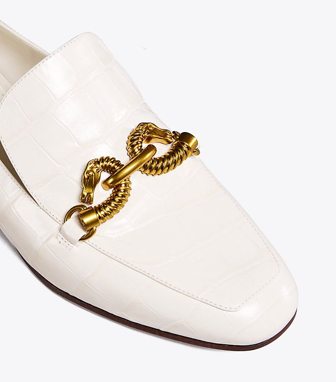 ddd8e960c9a Visit Tory Burch to shop for Jessa Horse-hardware Loafer and more Womens  The Essentials. Find designer shoes