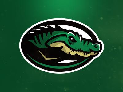 Gator For Sale Sports Logo Design Sports Team Logos Animal Logo