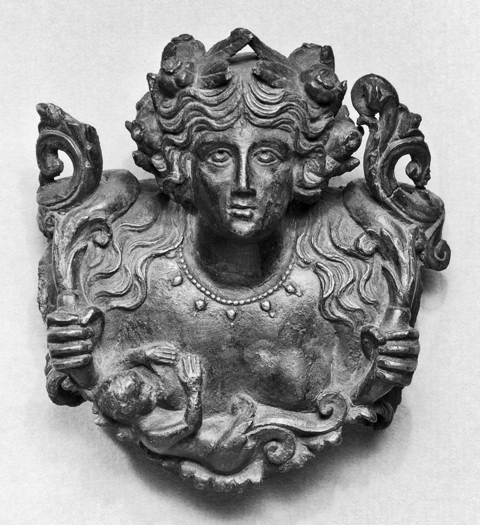 Ancient Gaia Statue a guide to recognizing your pagans | concepts of gaia | gaia