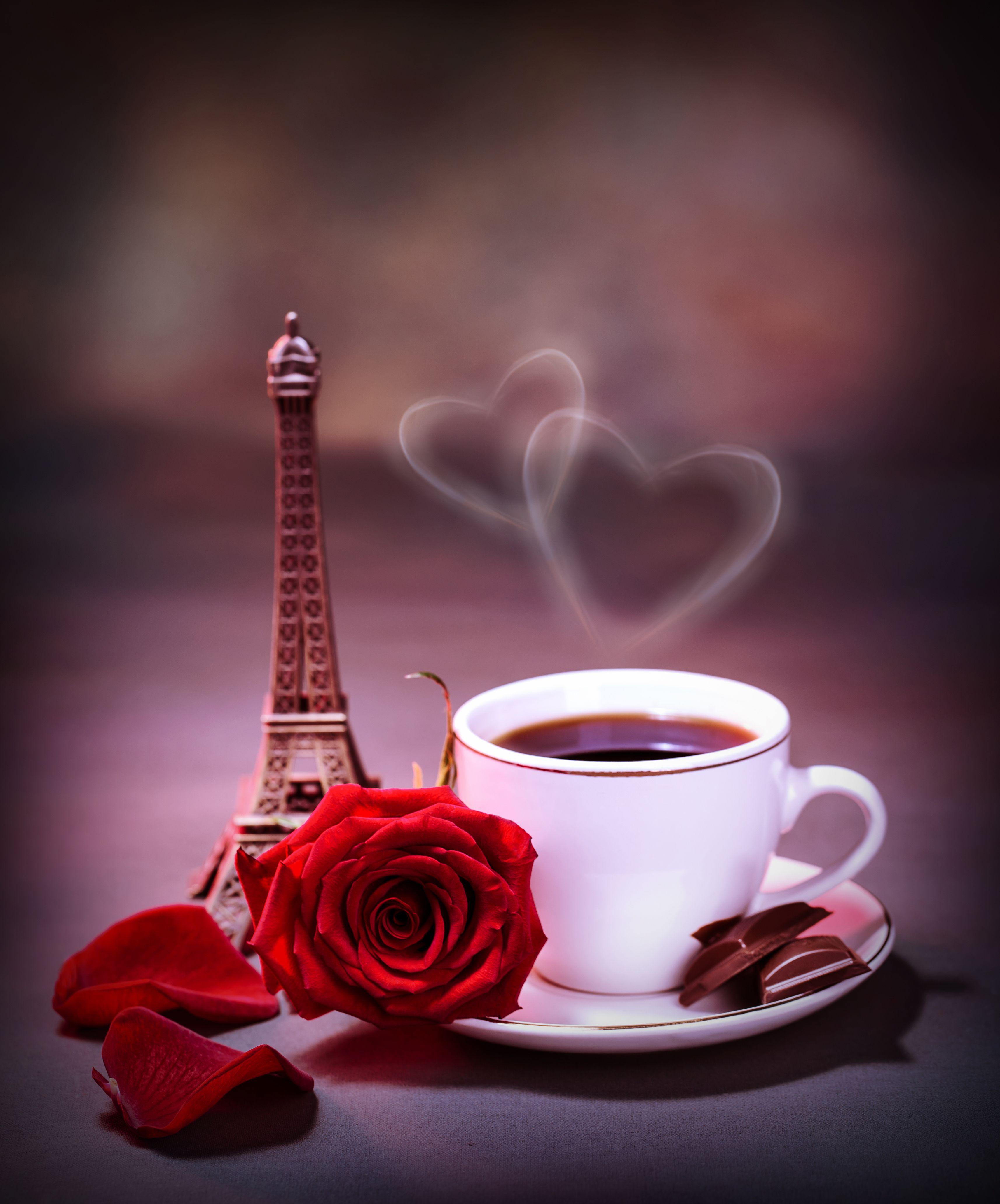 Romantik bir güne uyanmak