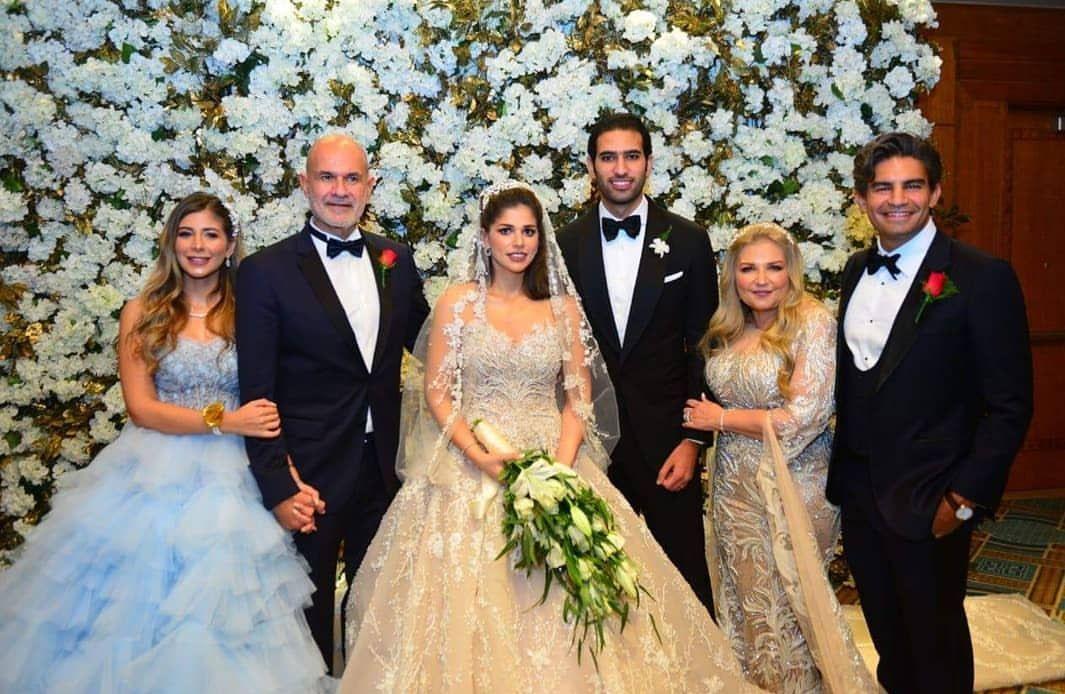 زفاف شقيقة الممثلة ملك قورة بحضور عمرو دياب ودينا الشربيني Wedding Dresses Bridesmaid Dresses Bridesmaid