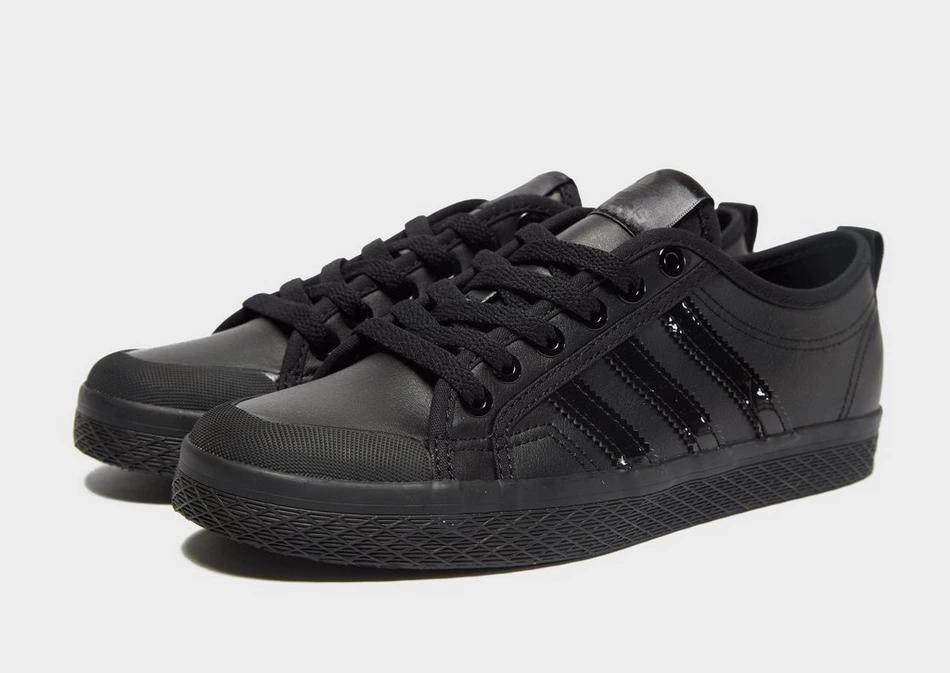 Adidas, Adidas originals, All black sneakers
