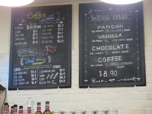 Hatter Street Menu Google Search Matcha Latte Chocolate Caramels Cool Cafe