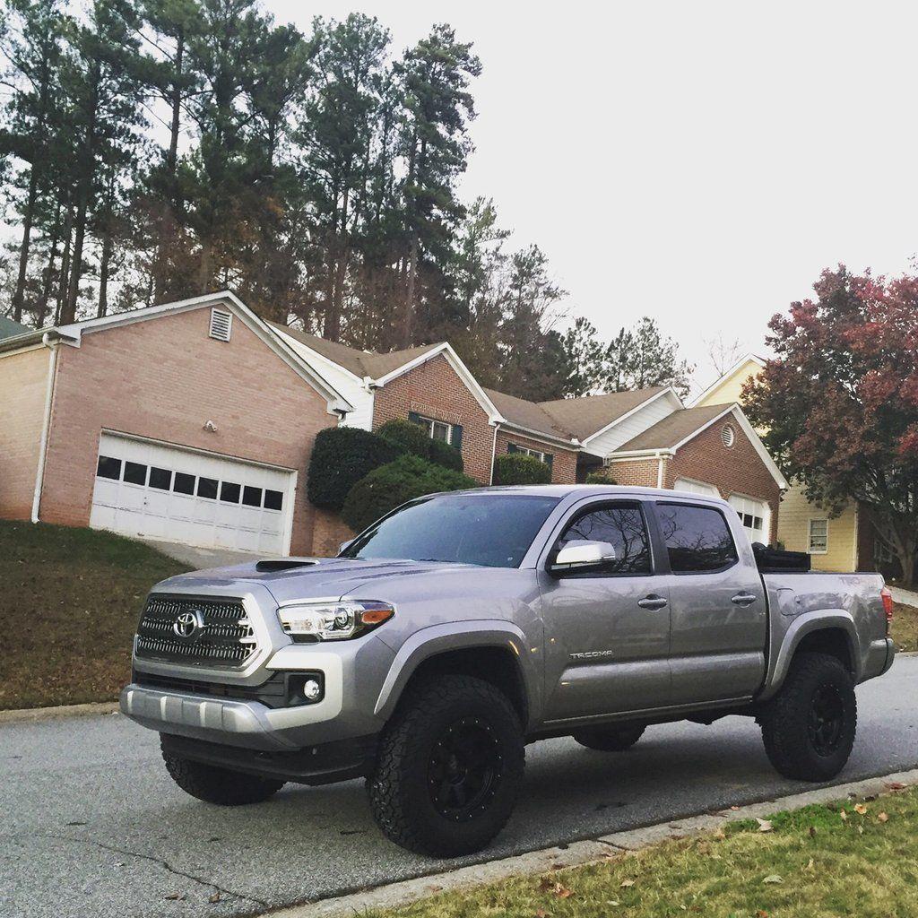 Lifted '16 2017 toyota Toyota Toyota
