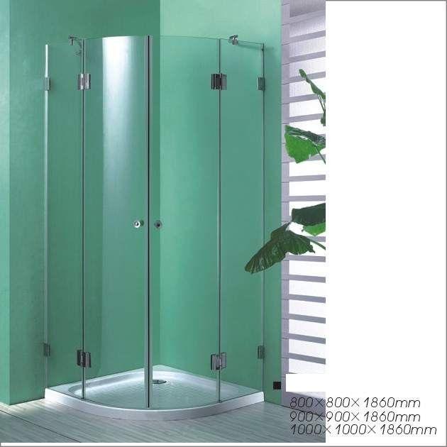Kabina prysznicowa 90x90 186 cm z brodzikiem w 2020 Łazienka