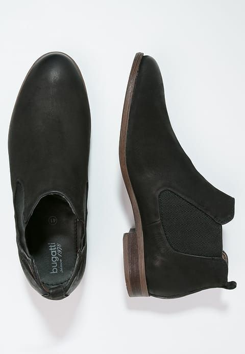 Bugatti Boots schwarz for £64.99 (020117) with free