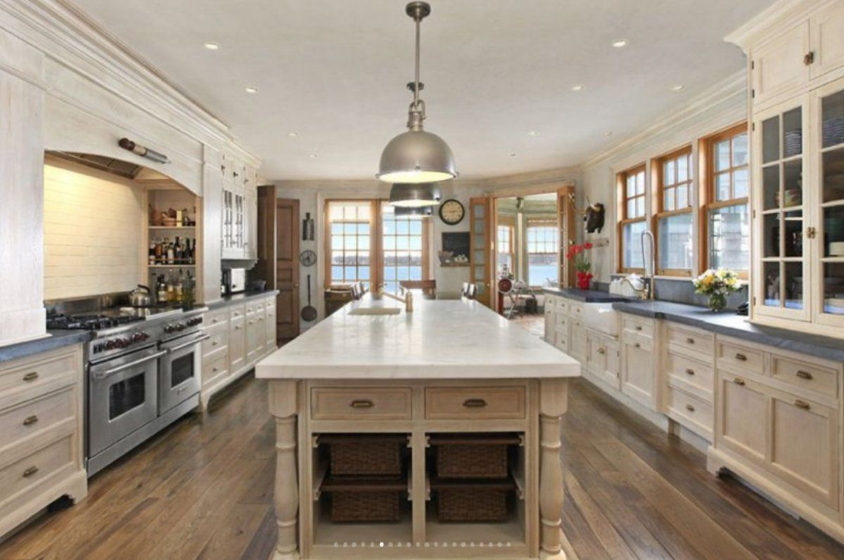 Hedge funder is selling a shelter island mansion equipped with