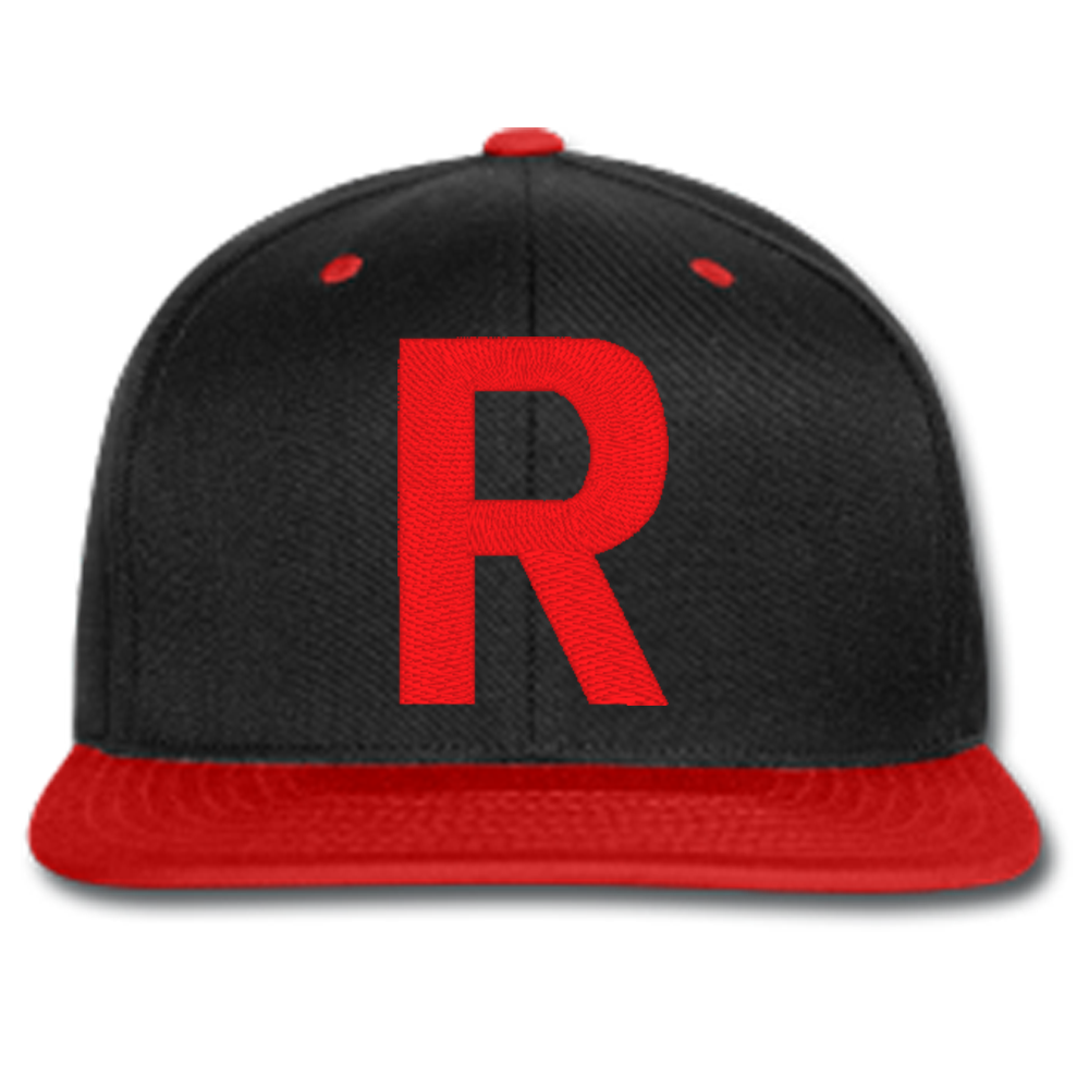 f7c158f8a40 Team Rocket beanie or SNAPBACK hat 151