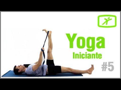 Aula De Yoga Para Iniciantes 13 Alivio De Dor E Tratamento Da