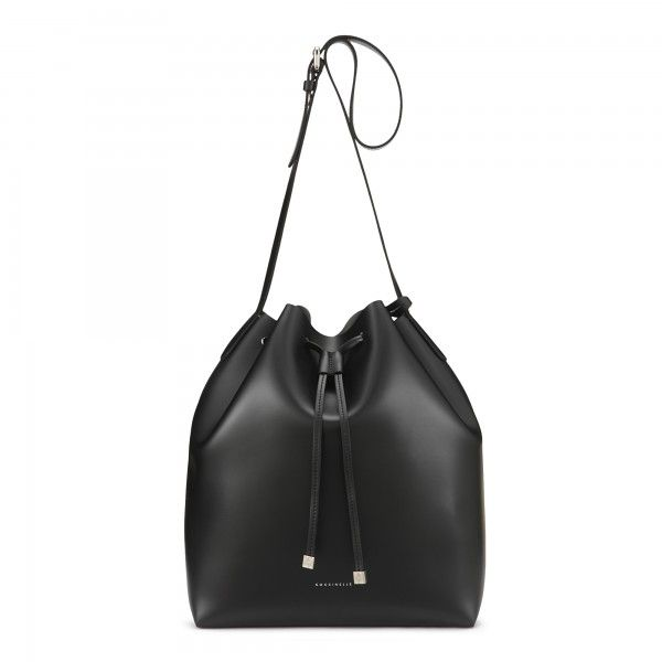 f82cab1f7cee5 Coccinelle Bucket bag in smooth