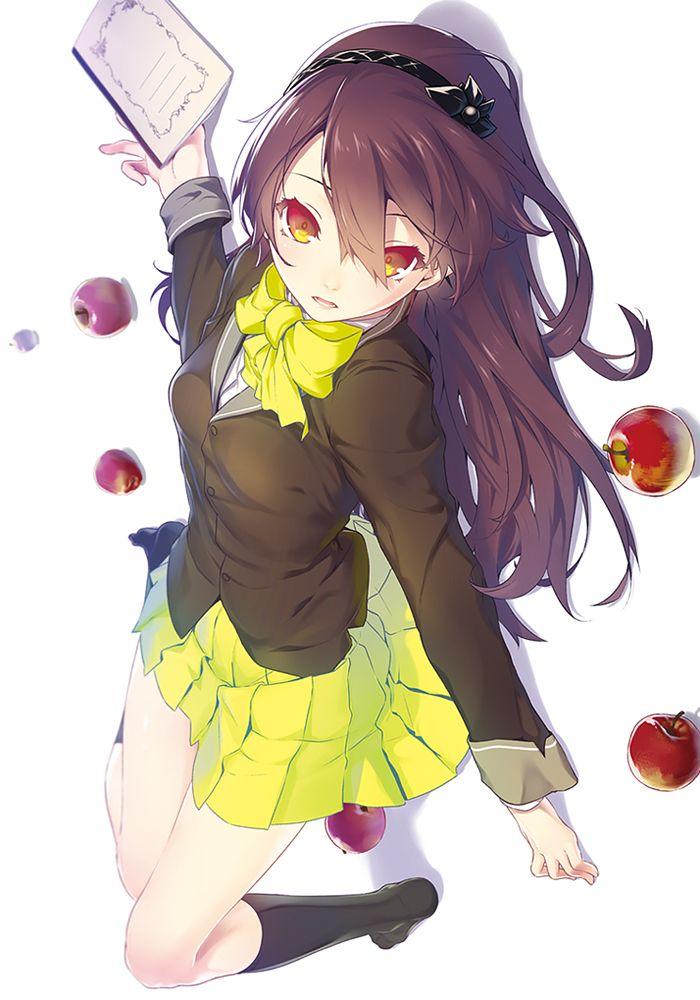 Smartest Anime Characters Ranker : Books smart anime girls pinterest character