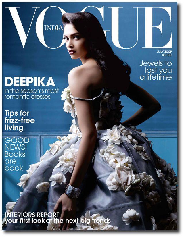 Deepika Padukone Vogue India Deepika Padukone Photography Magazine Cover