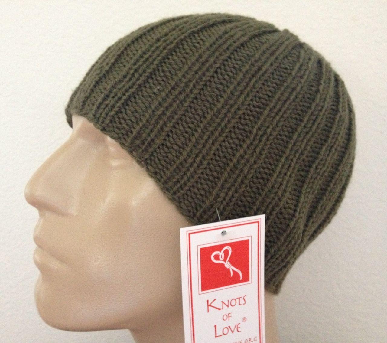 Hat patterns for Cancer patients Greys Anatomy Men   Needlework~knit ...