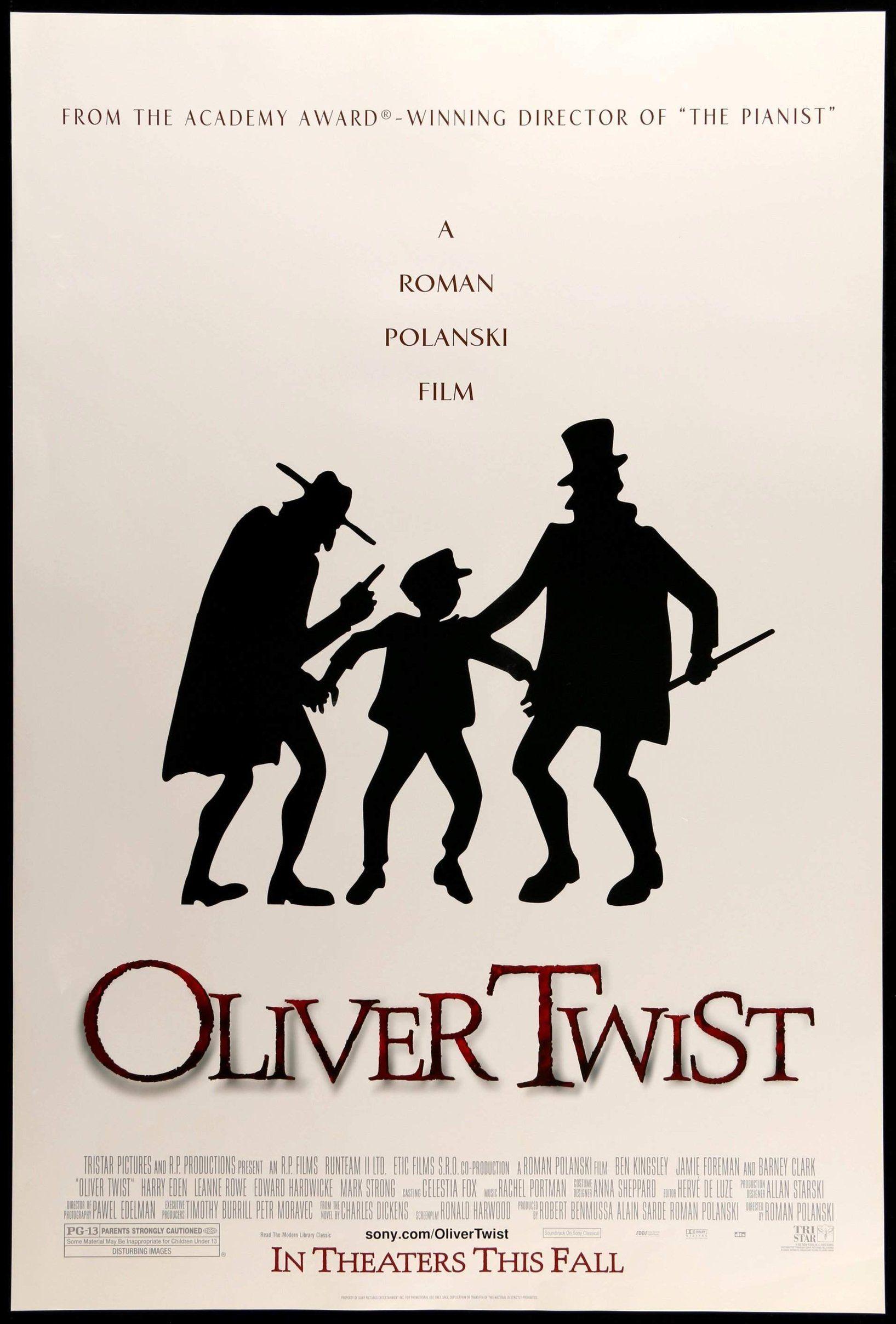 Oliver Twist 2005 In 2021 Oliver Twist Oliver Twist Film Academy Award Winning Movies