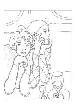 Desenhos Para Colorir De Anita Malfatti Pesquisa Google Arte