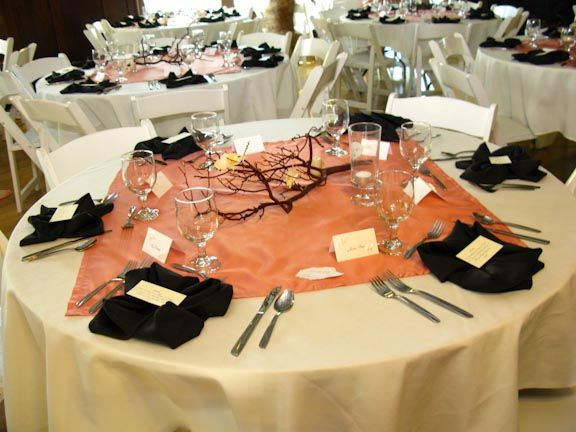 16 Coral/Pink Table Overlays : wedding table toppers overlays ...