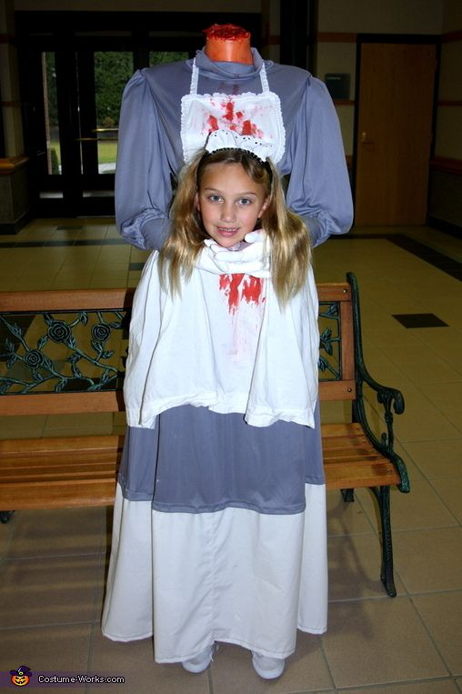 Headless Maid Costume | Costumes, Halloween costumes and ...