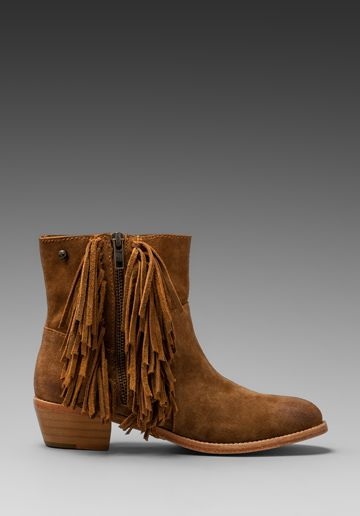 ZADIG & VOLTAIRE Pearce Boot in Bison at Revolve Clothing - Free Shipping!
