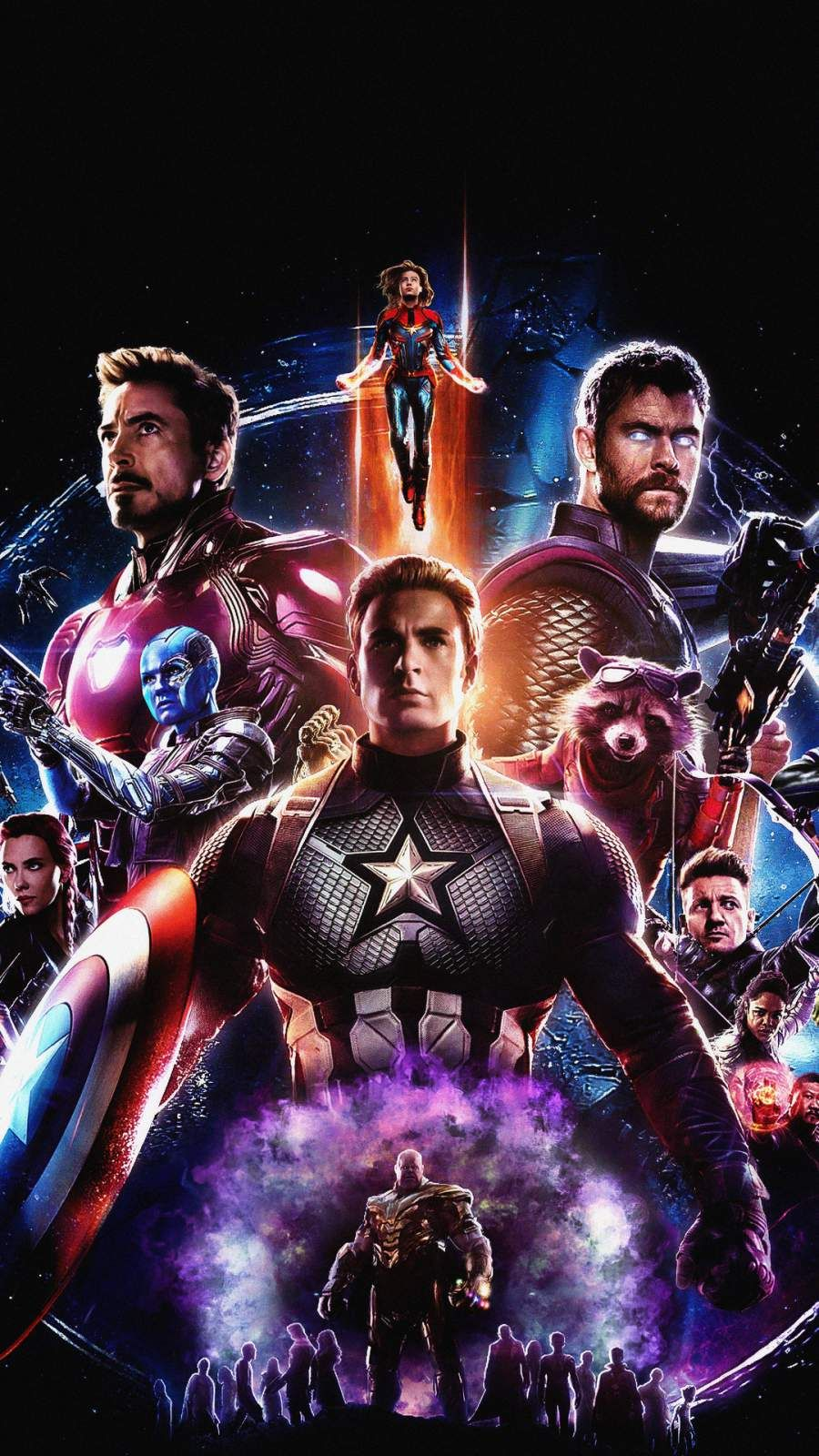 Avengers Endgame New Poster Iphone Wallpaper In 2020 Marvel Superheroes Marvel Wallpaper Marvel