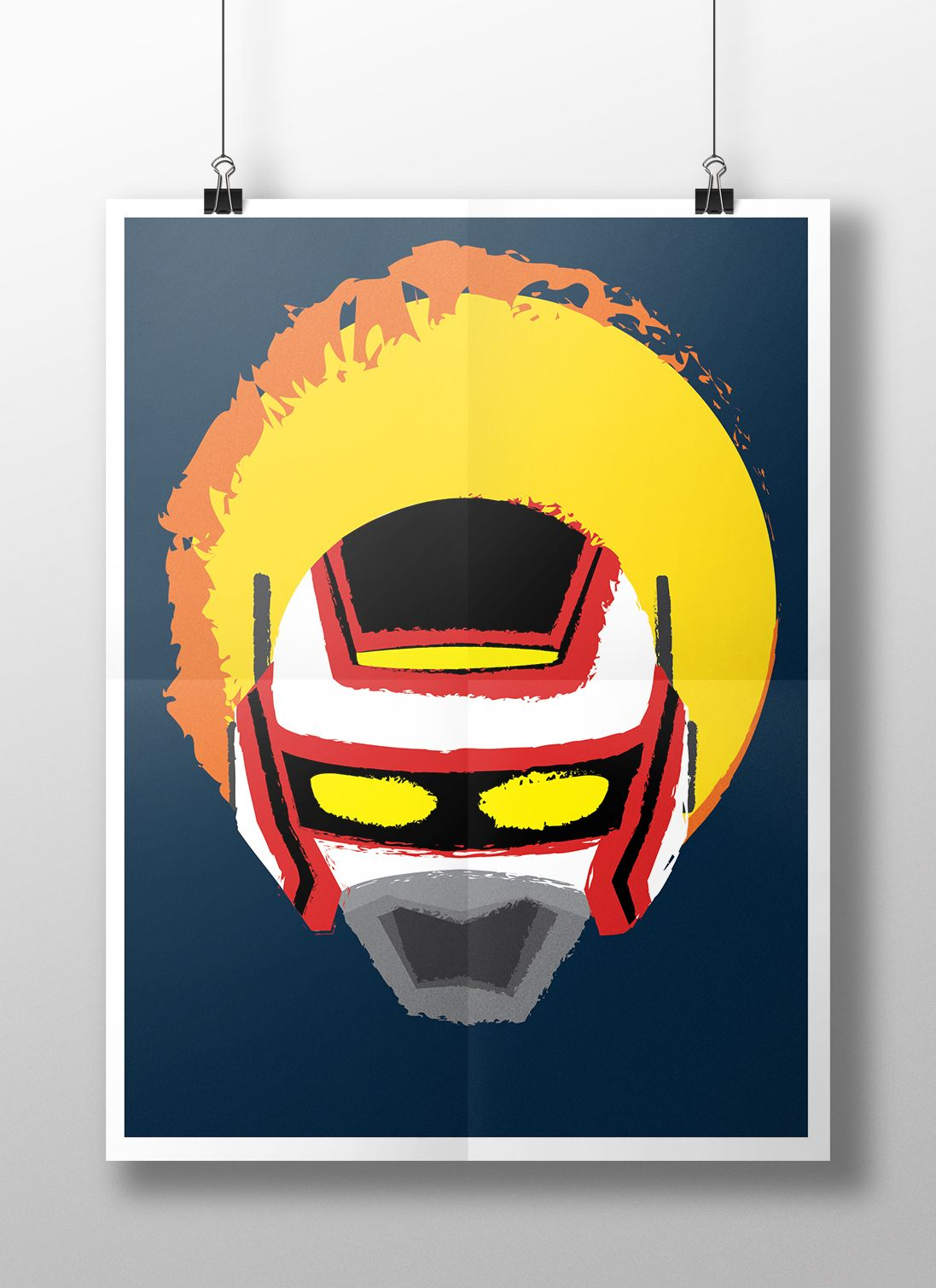 Juspion/Jaspion and Macgaren - T-shirts and posters on Behance