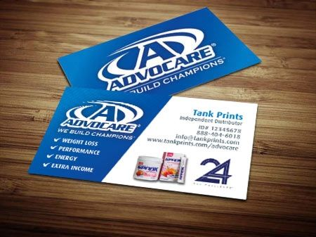 Advocare Business Card Design 2 Advocare Pinterest Business