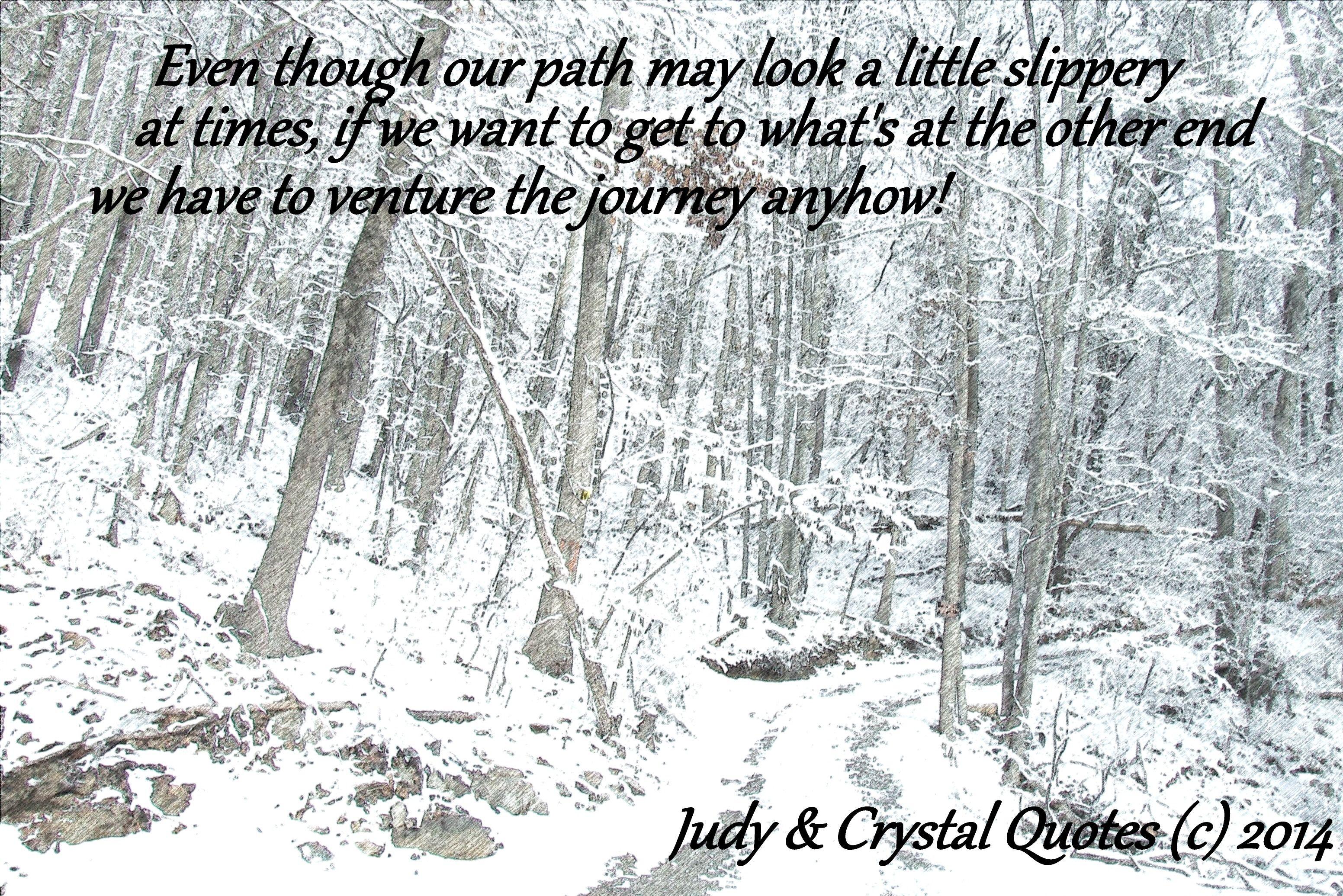 life's paths