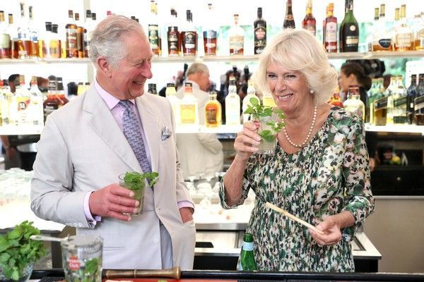 Prince Charles Photos Photos: The Prince Of Wales And Duchess Of Cornwall Visit Cuba #visitcuba Prince Charles, Prince of Wales and Camilla, Duchess of Cornwall enjoy a mojito as they visit a paladar called Habanera, a privately owned restaurant on March 27, 2019 in Havana, Cuba. Their Royal Highnesses have made history by becoming the first members of the royal family to visit Cuba in an official capacity. #visitcuba Prince Charles Photos Photos: The Prince Of Wales And Duchess Of Cornwall Visi #visitcuba