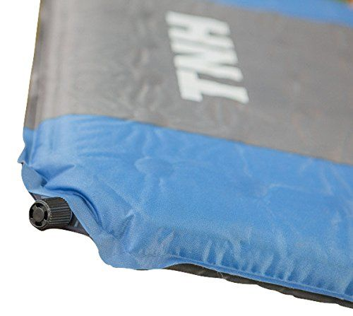 1 Premium Self Inflating Sleeping Pad Comfort Pad With Thicker Foam Padding And Insulation Great For Campin Sleeping Pads Camping Pad Sleeping Bags Camping
