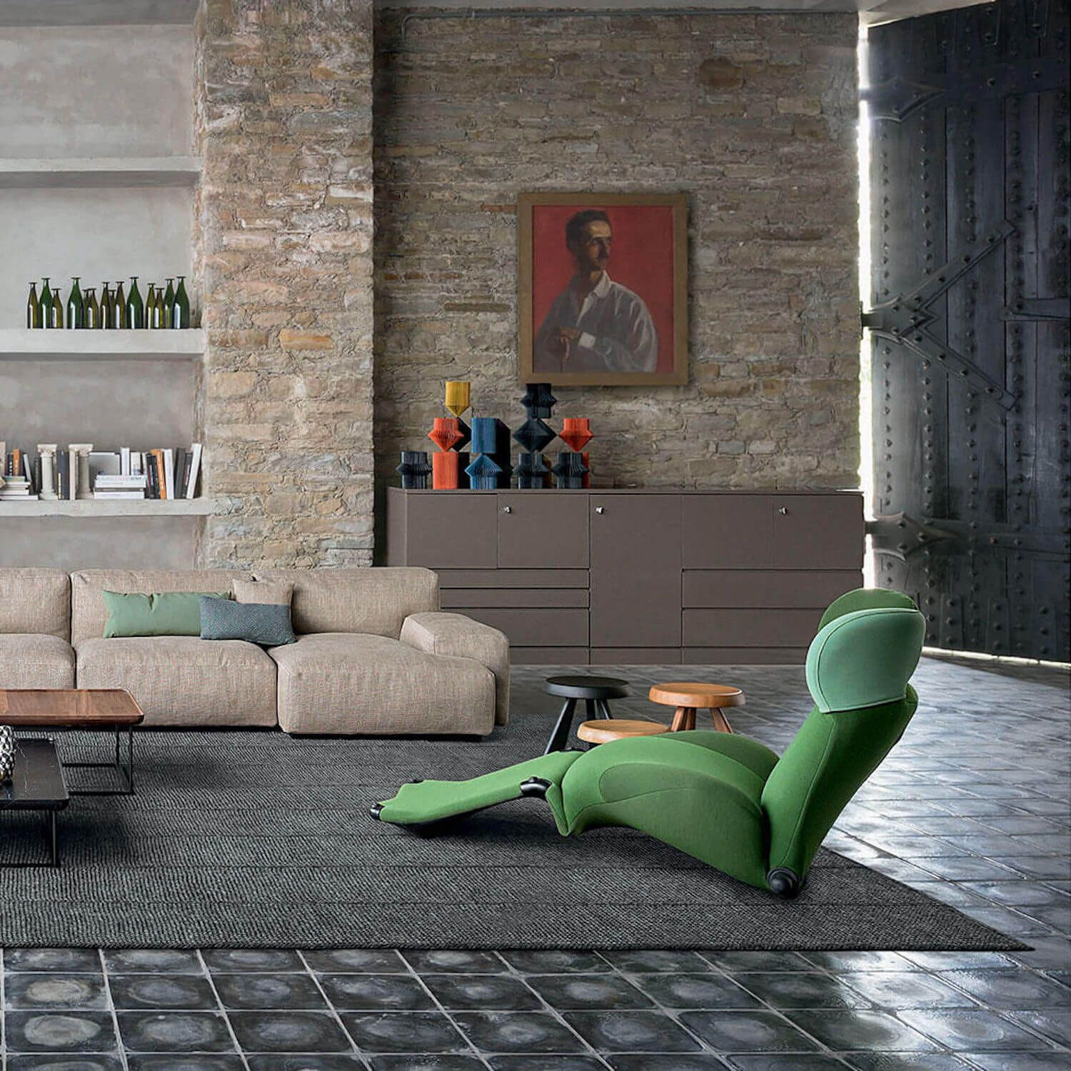 Cassina Mobili Soggiorno.Exploring Nine Icons From 90 Years Of Cassina Home