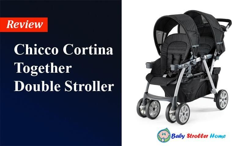 Chicco Cortina Together Double Stroller Manual