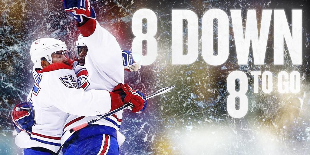 Montréal Canadiens On to the Eastern Conference Final