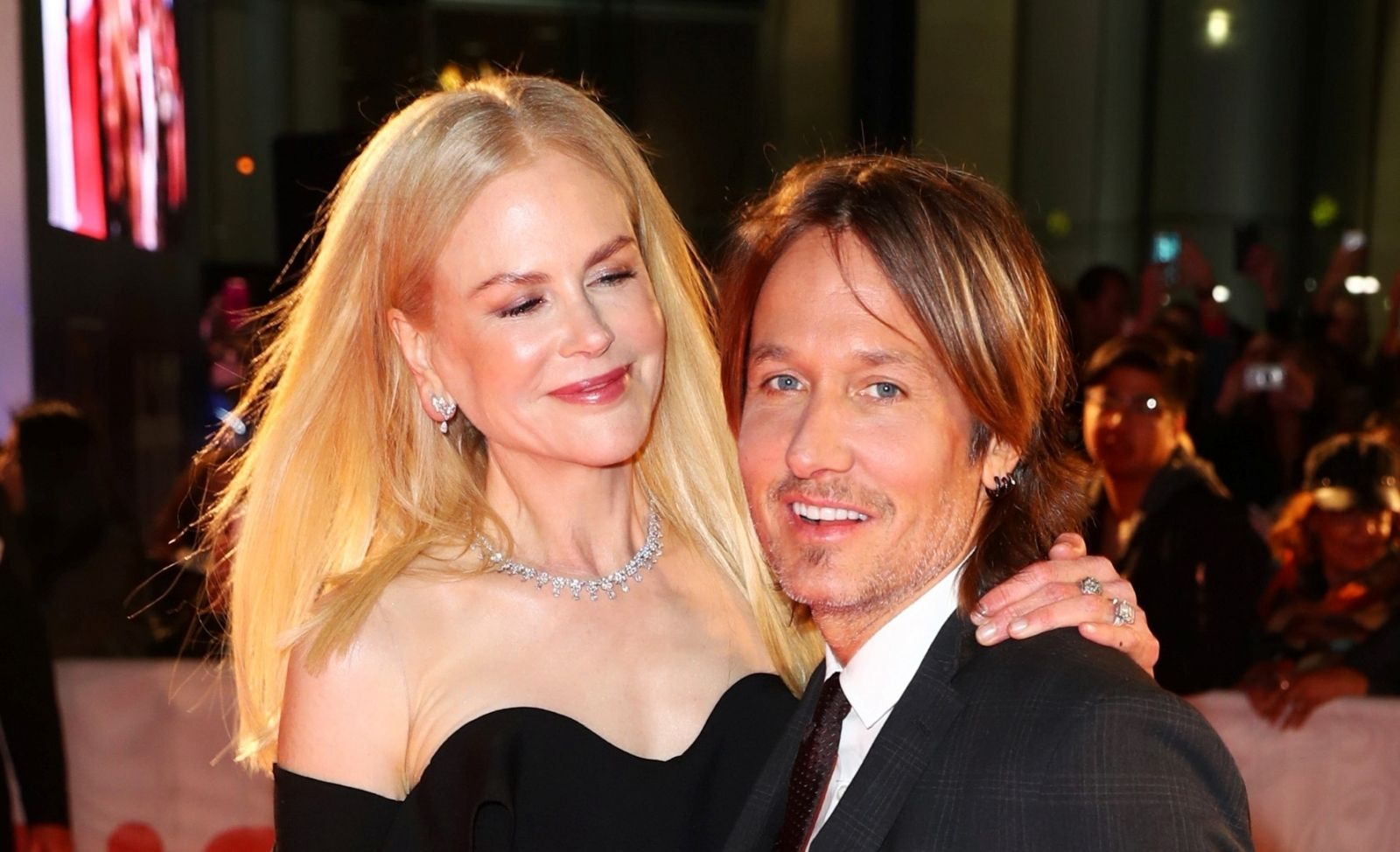 Kidman and Urban tied the knot in 2006.