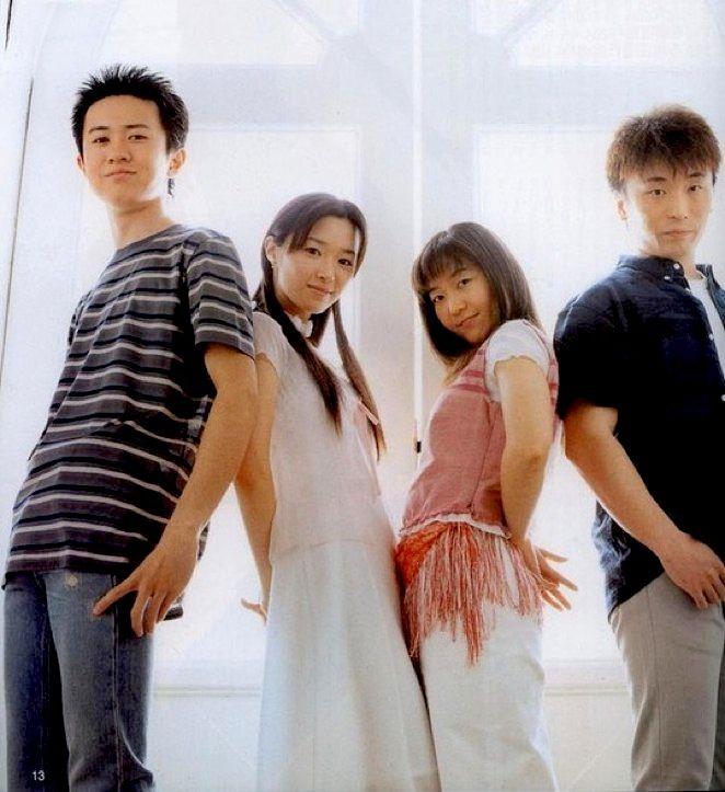 Sugita Tomokazu, Rie Tanaka, Motoko Kumai, Seki Tomokazu