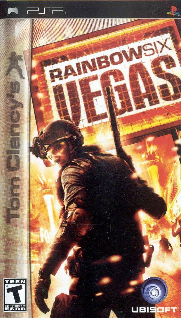 Rainbow Six Vegas Tom clancy's rainbow six, Ps3 games