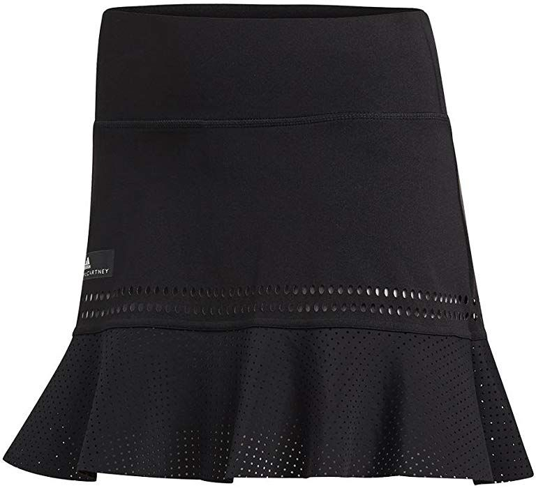 adidas Barricade Skirt Black at Amazon Women's Clothing store