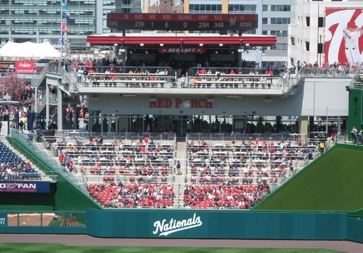 Nationals Park Seating Two Helpful Tips Nationals Park National Beach Chair Umbrella