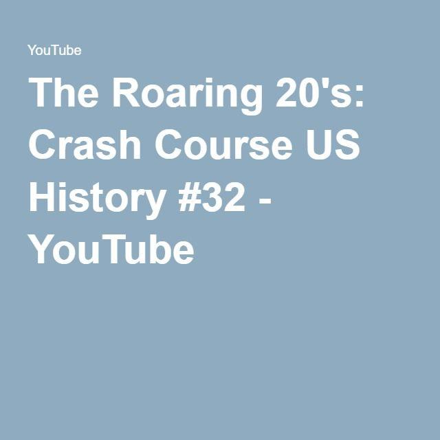 Crash course us history on pinterest crash course world history