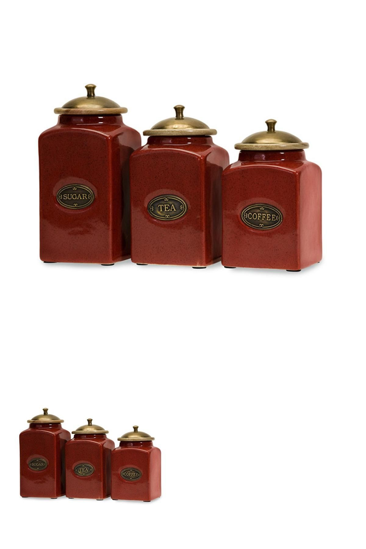 100 red canister sets kitchen red canister set for kitchen