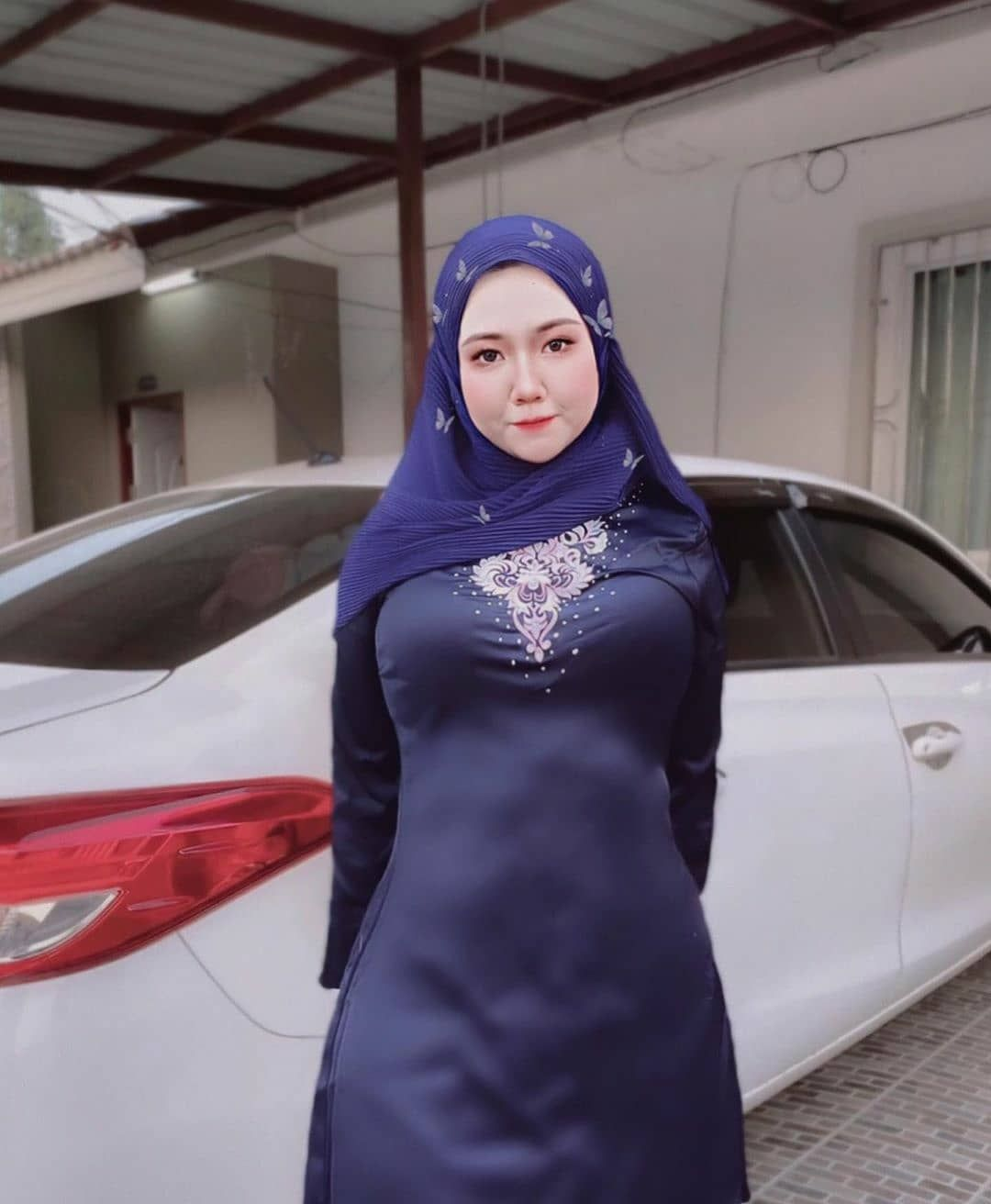 502 Sukaan 0 Komen Fatyn Not Faty Fatynvy Pada Instagram Happy Coveid Fitri In 2020 Muslimah Fashion Outfits Modern Hijab Fashion Muslim Women Hijab