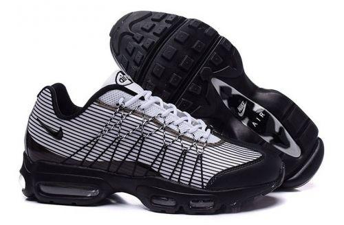 sports shoes 43672 29842 Shop Nike Air Max 95 Hyp PRM 20 Anniversary Print Black White Oreo Nike Air  Max