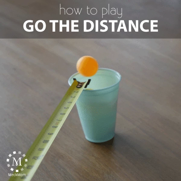 How to play the game Go the Distance