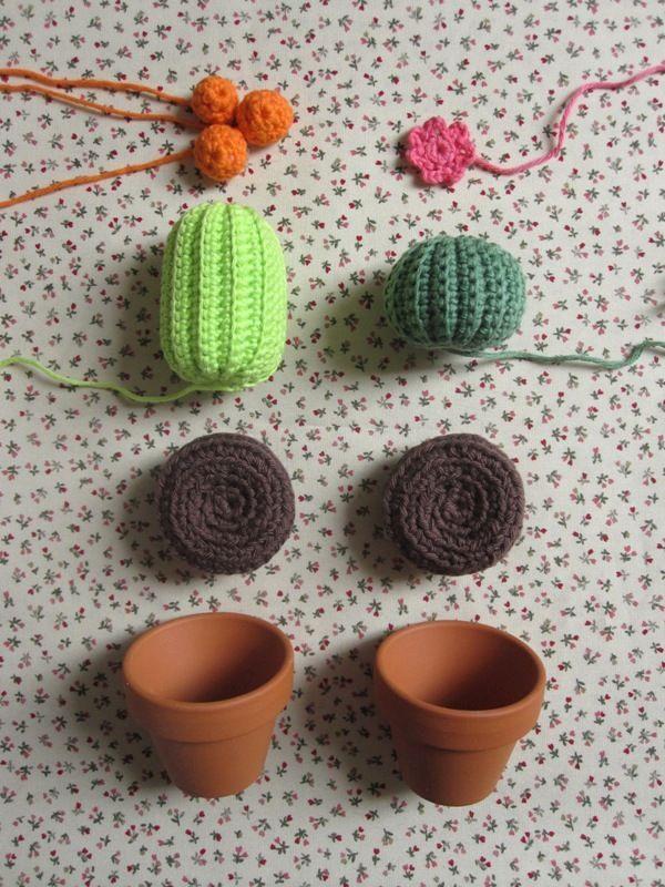 Project Mini Cactus - TheFunkyFox   Cactus   Pinterest   Mini cactus ...