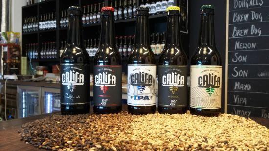 #Receta Calabacín relleno de carne y arroz marinado con #cerveza #Califa Rubia | Más platos en cervecetario.wordpress.com